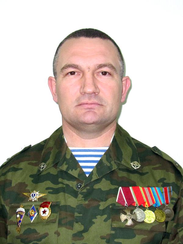 Ивченко Сергей Петрович